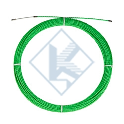 Green Single Line Strong Fish Tape