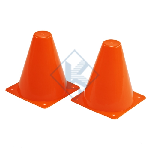 Traffic Cone and Cone Bar Toy